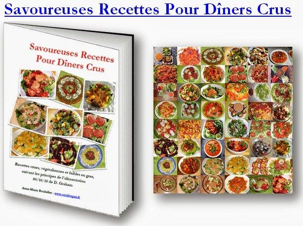 Image du livre diners crus