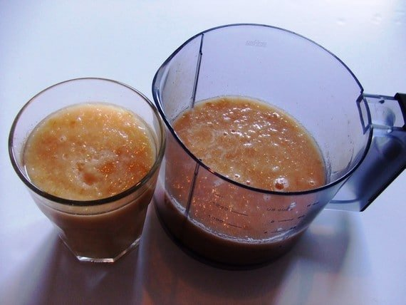 SMOOTHIE melon poires