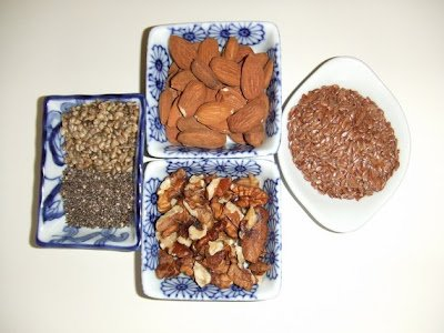 graines et noix