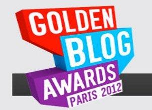 Remise des prix du Golden Blog Awards