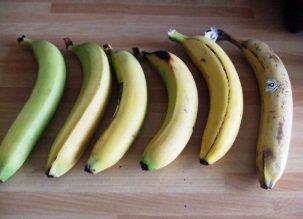 Une banane mûre ou rien !