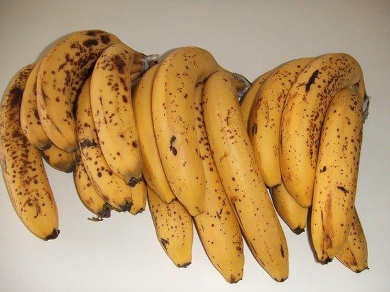 bananes pour maigrir
