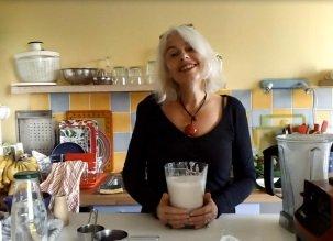 Le lait de noix, d'amande… ultra facile à faire !