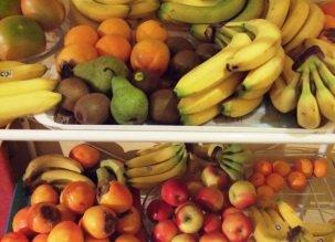 Des fruits, beaucoup de fruits !