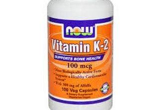Connaissez-vous la vitamine K2 ?