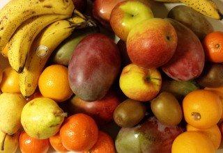 Le fruit, aliment idéal de l'Homme