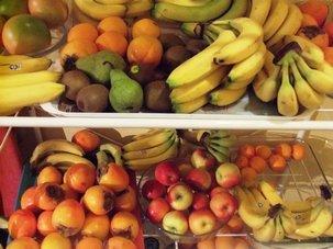 Des repas de fruits pour une pleine santé !
