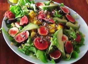 Vos salades sont énormes !
