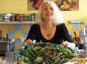 Ma salade d'algues