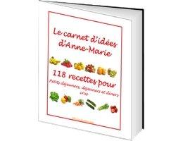 le carnet d'idées d'Anne-Marie de Crudivegan