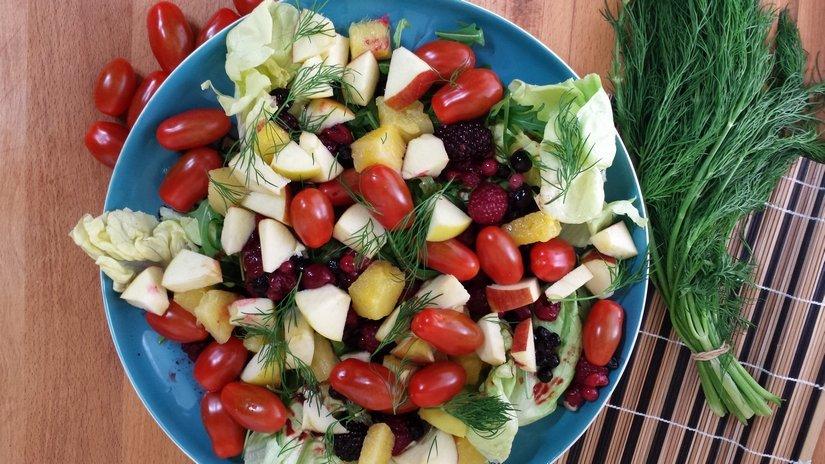 choissir les fruits et légumes