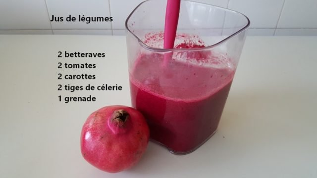 jus de légumes grenade article 27 oct