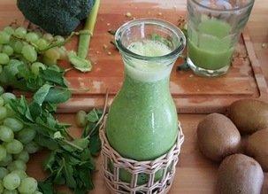 Jus vert au brocoli, anticancer !