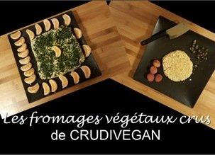 Deux nouvelles recettes de fromages végétaux + Une de dernière minute !