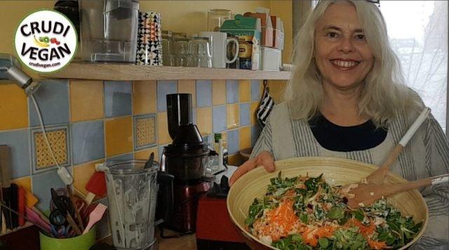 salade chou carottes