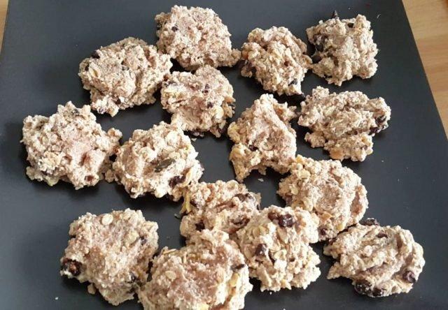 cookies amandes