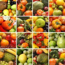 Fruits et légumes-je mange cru