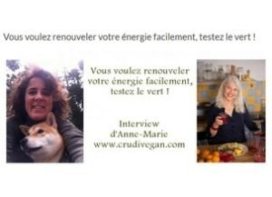 Interwiev Crudievegan- Angelique beyer