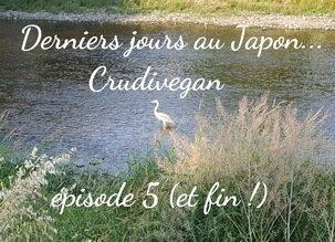 Voyage au Japon, épisode 5- Du bento au repas japonais traditionnel