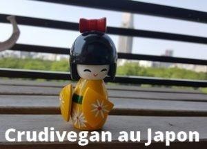 Crudivegean au japon