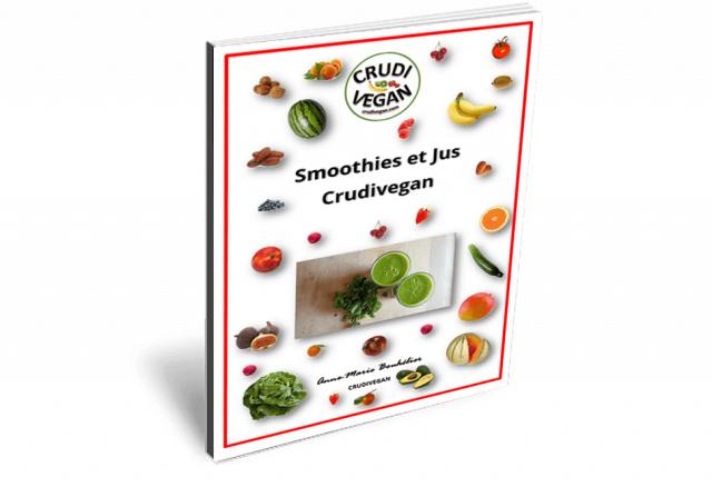smoothies et jus crudivegan