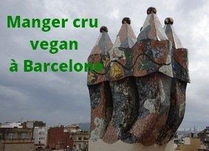 Comment manger cru-vegan en voyage ? Suivez-moi à Barcelone, la magnifique ville catalane !