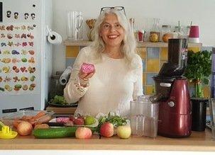 Super Jus de Légumes reconstituant en fer, manganèse, folate et vitamines A et C, entre autres !!