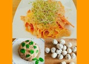 3 recettes crues délicieuses pour bien terminer l'année !