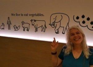 ne pas manger de viande