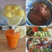 Ce que je mange dans une journée vegan et crue !