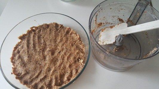 pâte crue pour tarte