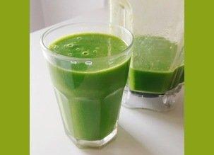 2 Smoothies Très Verts – bons pour la santé et à faire tous les jours !