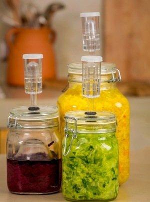 fermentations en bocaux