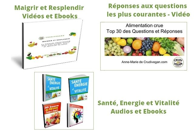 Formations Crudivegan