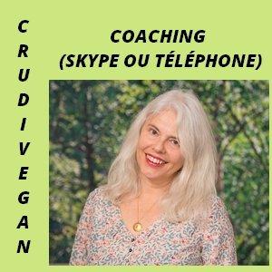 coaching Crudivegan