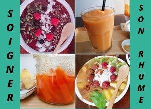 Eviter et soigner un rhume par l'alimentation et les Huiles Essentielles