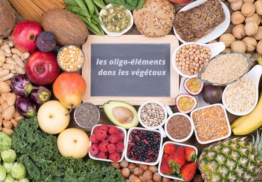 les oligo-éléments dans les végétaux