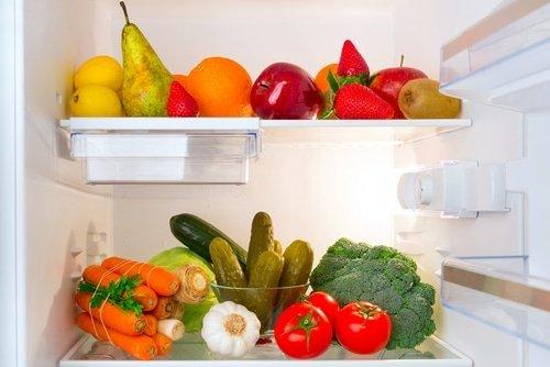 fruits et légumes - alimentation vegan